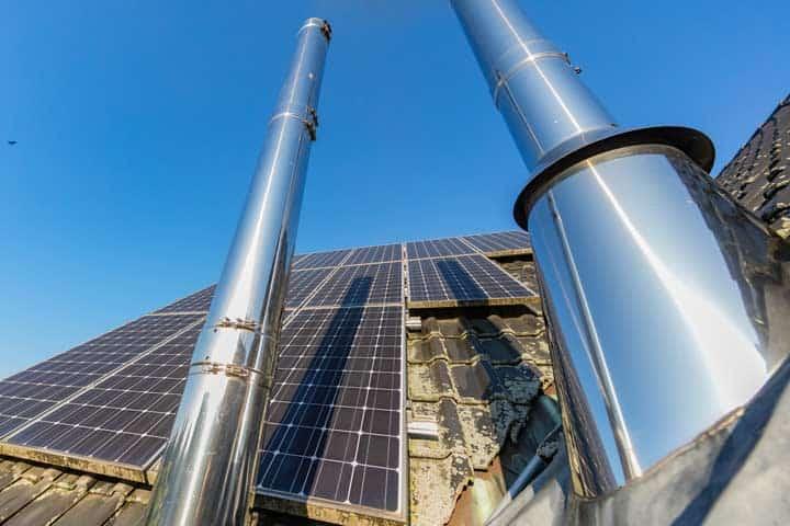 Photovoltaik im green SPA